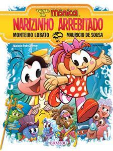 Turma da Mônica e Monteiro Lobato - Narizinho Arrebitado | R$16