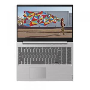 "Notebook Lenovo Ultrafino ideapad S145 i7-8565U 8GB 1TB Linux 15.6"" 81S9S00000 Prata"
