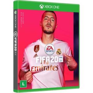   R$215 com (Ame)  2 Games FIFA 20 Edition Standart Xbox One