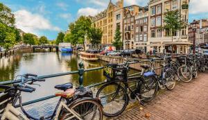 Voos para Amsterdam, saindo de Fortaleza, por R$2.194