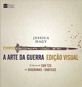 Livro | Arte da Guerra. Edição Visual - R$13