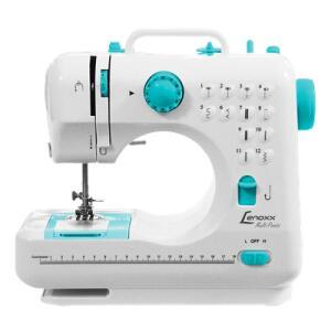 Máquina de Costura Lenoxx Multi Points PSM101 Branca Bivolt | R$213