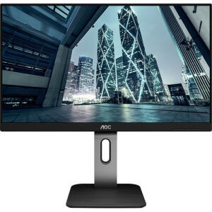 "Monitor LED 23,8"" AOC 24P1U FULL HD - Preto | R$890"