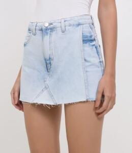 Short Saia Delavê Jeans R$30