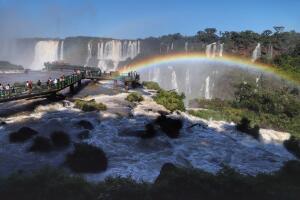 Voos para Foz do Iguaçu, saindo de São Paulo, por R$300