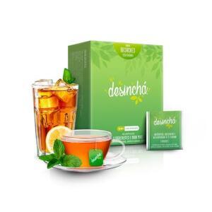 [R$48 com AME] Chá Desinchá Caixa Com 60 Sachês | R$55