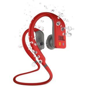 [cc Sub] Fone de Ouvido JBL Endurance Dive Vermelho R$295