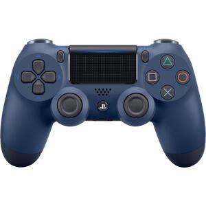 Controle sem Fio Dualshock 4 Sony PS4 Mindnight Blue   R$185