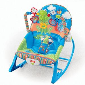 Cadeira Crescendo Comigo, Fisher Price, Mattel | R$310