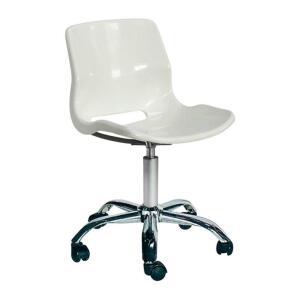 Cadeira Juvenil Pequena Grant Branca   R$89