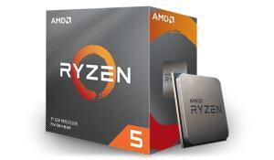 Processador AMD Ryzen 5 3600 3.6GHz (4.2GHz Turbo), | R$999
