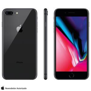iPhone 8 Plus Cinza Espacial | R$3.078