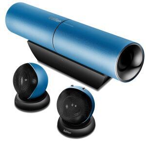Caixa de som 22W Aurora Edifier MP300 Plus - Azul Elétrico