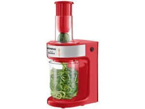 [CLUBE DA LU - APP] Espiralizador de Legumes Elétrico Mondial - R$116,19