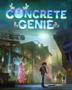 [Pré-Venda] Concrete Genie - PS4