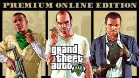 GTA V: Premium Online Edition para PC | R$32