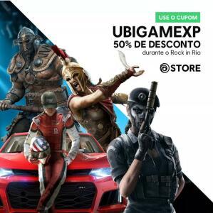Ubisoft Store - 50% off