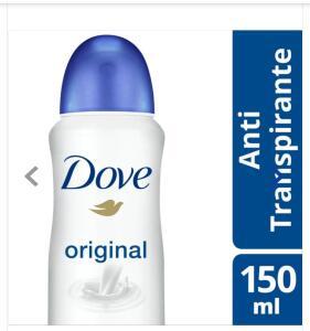 Desodorante Aerosol Dove Original 150 ml - Frete Grátis