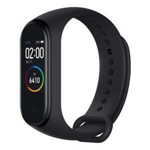 Xiaomi Mi Smart Band 4 Black   R$161