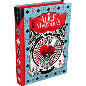 Livro - Alice no País das Maravilhas - Classic Edition - DarkSide® Books (30% de desconto + 20% de AME = R$27,66.) *SOMENTE PELO APP