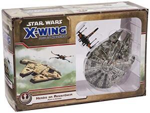 Heróis da Resistência: Star Wars X-Wing - Galápagos Jogos | R$73