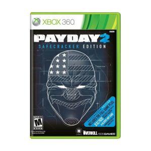 Jogo Payday 2 (SafeCracker Edition) - Xbox 360 | R$23