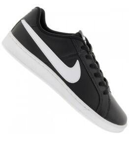 Nike Court Royale Masculino Preto + frete grátis