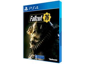Fallout 76 para PS4 - Bethesda - R$28