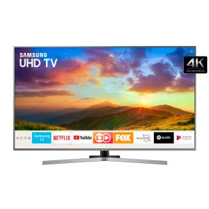 """Smart TV Led 50"""" 4K Samsung - 50NU7400 - R$2089"""