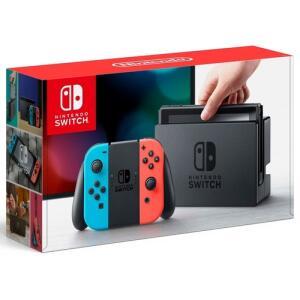 [CC Americanas] Console Nintendo Switch 32GB Neon - R$ 1.368