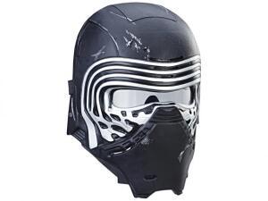 Máscara Kylo Ren Star Warscom Luz e Som - Hasbro C1428