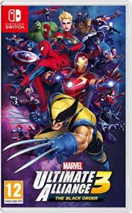 [Prime] Marvel Ultimate Alliance 3: The Black Order Nintendo Switch | R$249