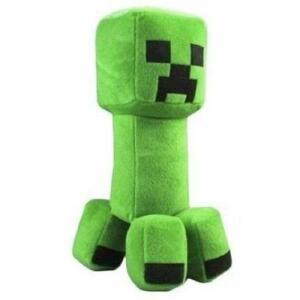 Pelúcia Minecraft 30 Cm - Creeper | R$50