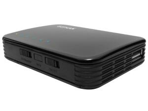 Roteador Wireless Gothan GWR 301 - 150Mbps 1 Antena 1 Porta 3G R$28