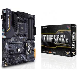 [AME: R$ 652,72] [CC Americanas] Placa Mãe Amd Am4 Asus Tuf B450 Pro Gaming