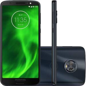 Smartphone Moto G6 Plus 5.9'' 64GB 4GB RAM - R$779