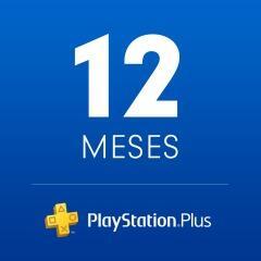 PS Plus: 12 Meses
