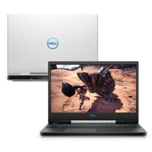 "(5633 com AME) Notebook Gamer Dell G5-5590-m20b 9ª Geração Intel I7 8gb 1tb+128gb Ssd Nvidia Gtx 1660ti Fhd 15.6"" Com Teclado Us Int Rgb"