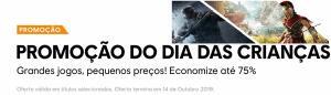 PROMOÇÃO DIA DAS CRIANÇAS UPLAY - PC