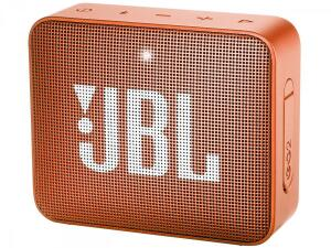 Caixa de Som Bluetooth Portátil à prova d?água - JBL GO 2 3W | R$113