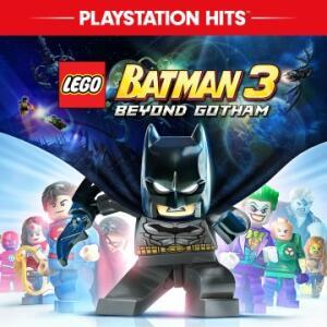 LEGO® Batman™ 3: Além De Gotham - PS4