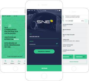 App dá desconto de 40% no pagamento de multas de trânsito