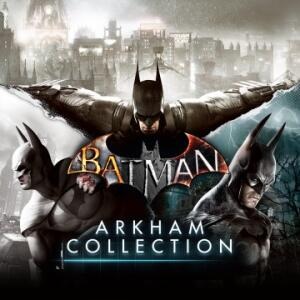 Batman: Arkham Collection - PS4
