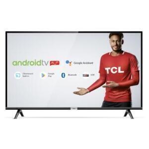 "Smart TV LED 43"" Full HD TCL 43S6500 - R$1145"