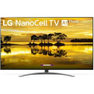 """Smart TV LED 55"""" UHD 4K LG 55SM9000PSA"""
