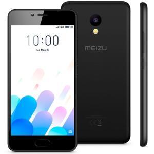 Smartphone Meizu M5c 16GB + 2GB RAM - Preto | R$380