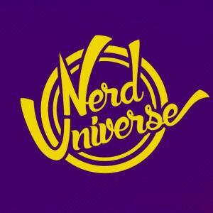 Camisetas da Nerd Universe por R$40