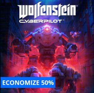 [PSVR] [PSN] Wolfenstein: Cyberpilot