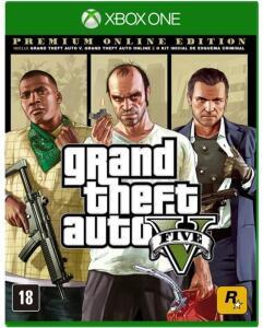Grand Theft Auto V: Edição Online Premium | R$75