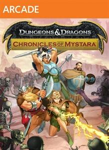 Xbox 360: Dungeons & Dragons: Chronicles of Mystara - R$9